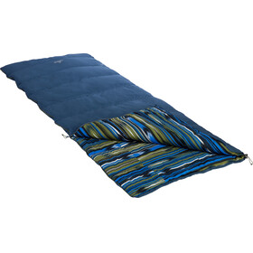 Nomad Bronco Sleeping Bag Dark Denim/Stripe